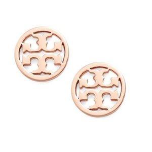 Tory Burch circle stud earrings